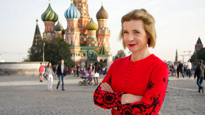 lucy worsley empire of the tsars