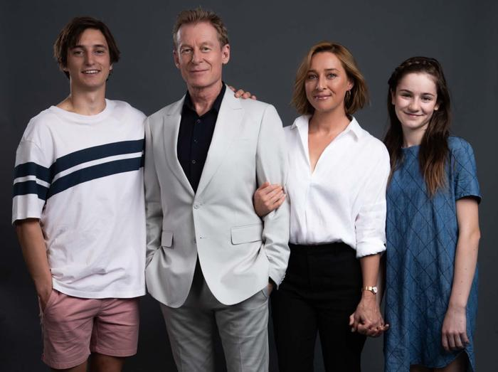 The Hunting, Luke Family