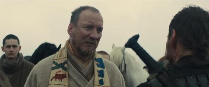 David Thewlis Macbeth