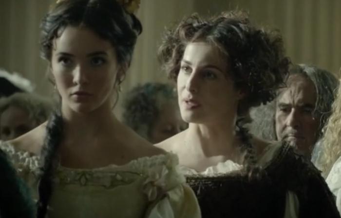 Versailles Madame de Clermont and Sophie
