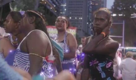 Sistergirls Mardi Gras