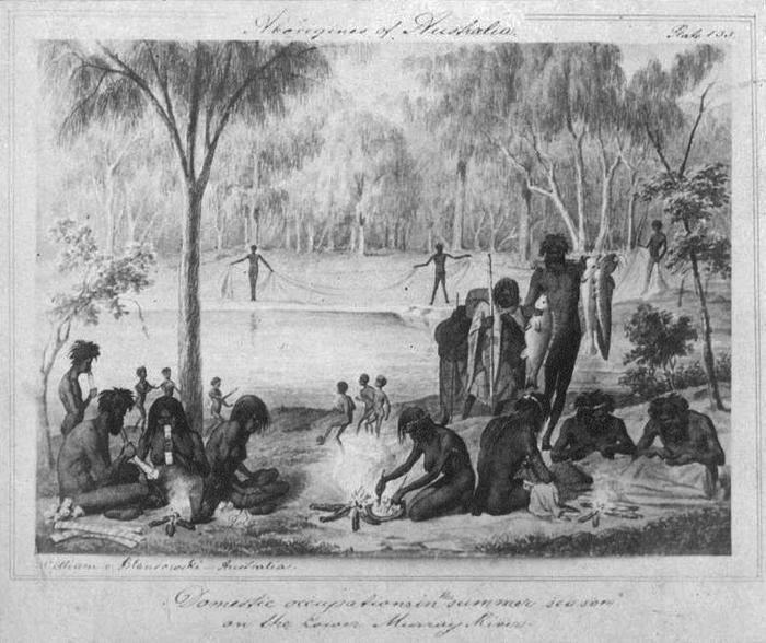 Marngrook illustration 1857
