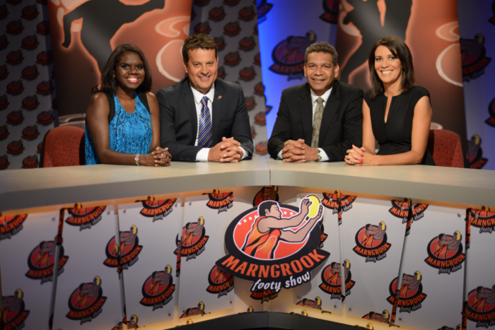 marngrook footy show