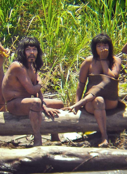 Mashco-Piro tribe peru