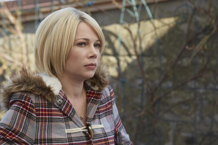 Michelle Williams Manchester by the Sea