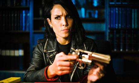lisbeth salander gun