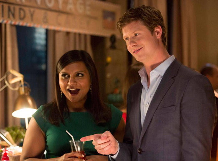The Mindy Project Anders Holms