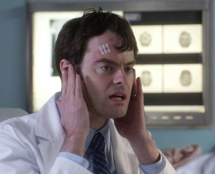 The Mindy Project Bill Hader