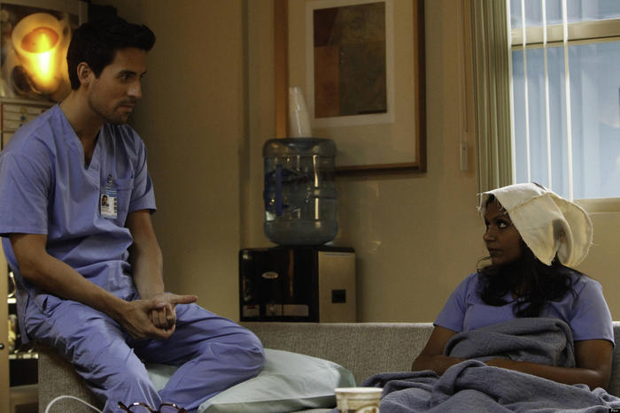 The Mindy Project Ed Weeks