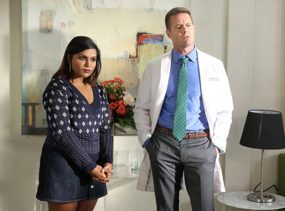 The Mindy Project Garret Dillahunt