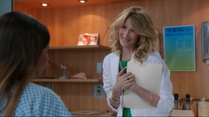 The Mindy Project Laura Dern