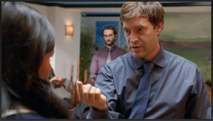 The Mindy Project Mark Duplass