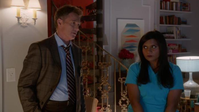 The Mindy Project Tim Daly