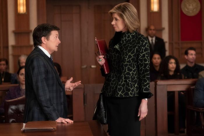 The Good Fight - season 4, Michael J. Fox, Christine Baranski