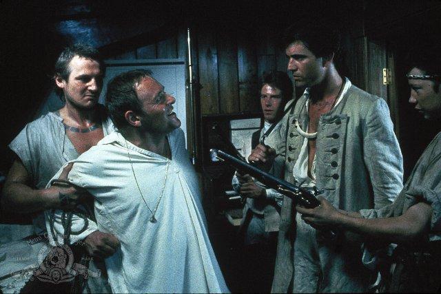 Anthony Hopkins Mel Gibson Bounty