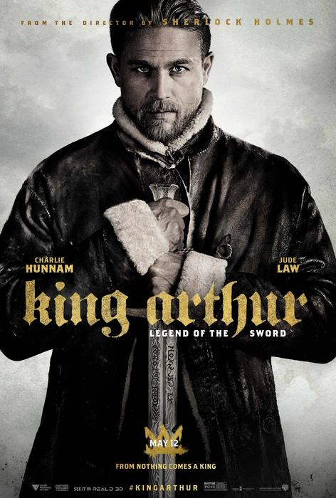 King Arthur The Legend of the Sword, Guy Ritchie