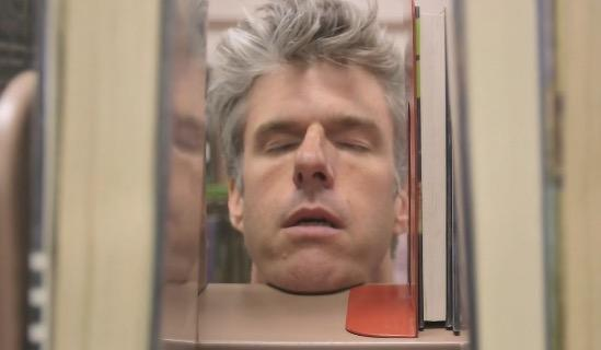 Going Deep with David Rees napping