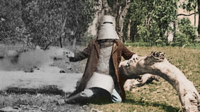 australia in colour, the story of the kelly gang 1906