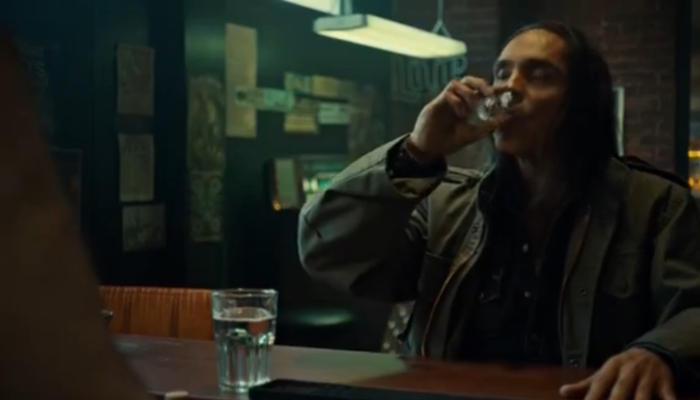 fargo hanzee drinking
