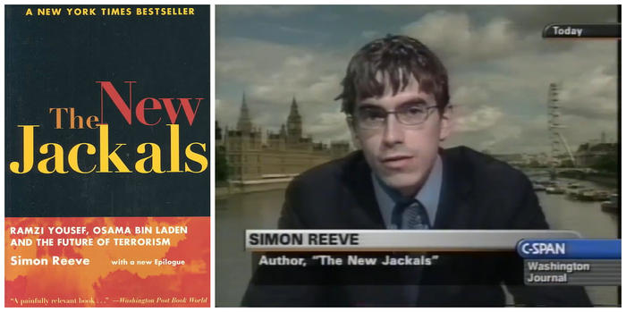 Simon Reeve The New Jackals