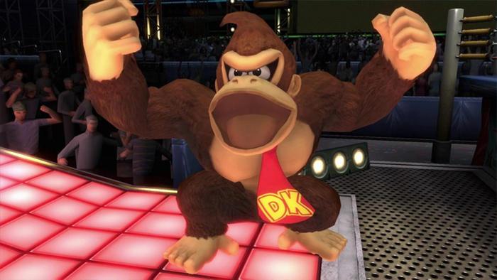 Donkey Kong from Nintendo