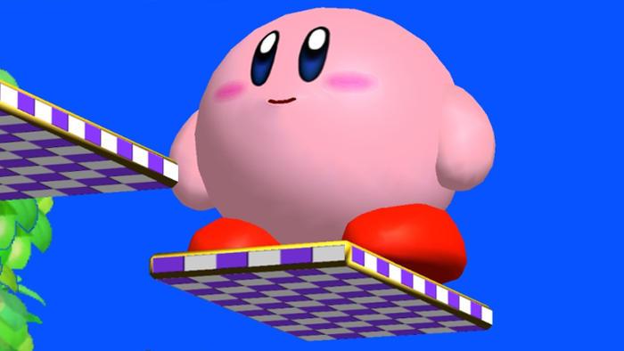 Kirby from Nintendo