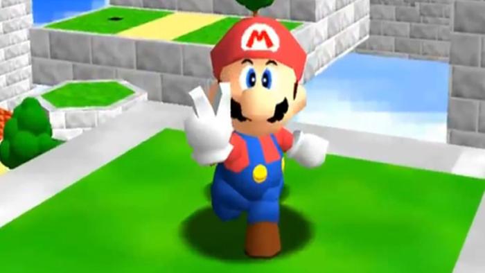 Mario from Nintendo