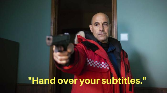 Fortitude subtitles