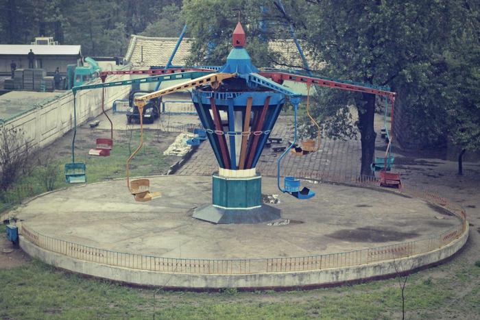 North Korea theme park