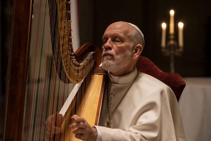 The New Pope, John Malkovich