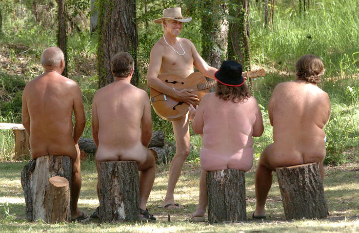 Teen centerfold nudist resort qld