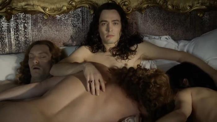 Versailles orgy