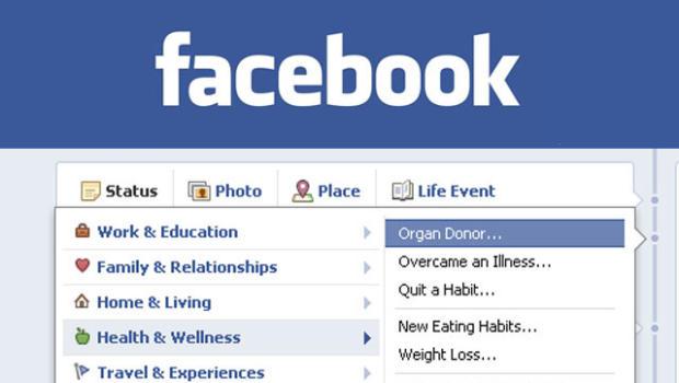 Organ Donor FB