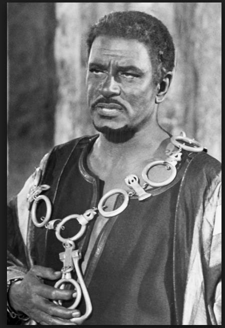 othello laurence olivier