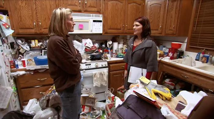 Hoarders season one, Patty and Dr Reinardy