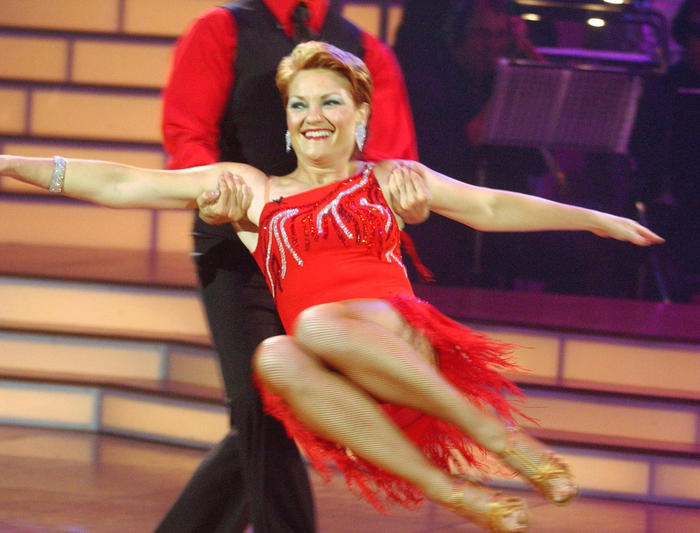 Pauline Hanson on 'Dancing with the Stars'
