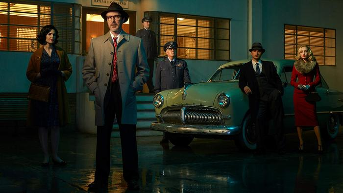 Project Blue Book Cast