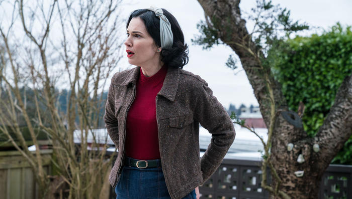 Project Blue Book, Laura Mennell