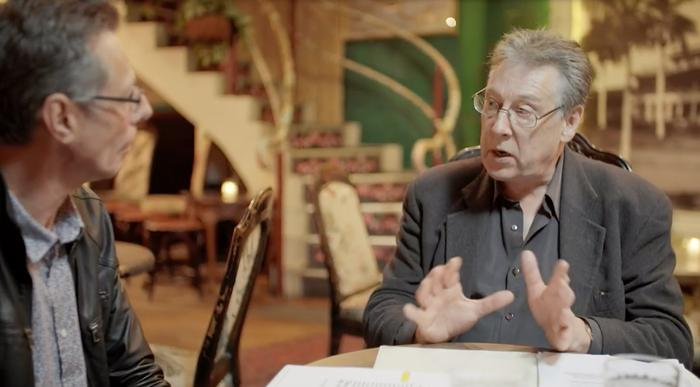Every Family Has A Secret, Lance Innes, Professor Phillip Deery