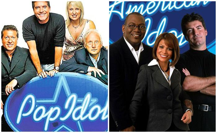 pop idol american idol judges