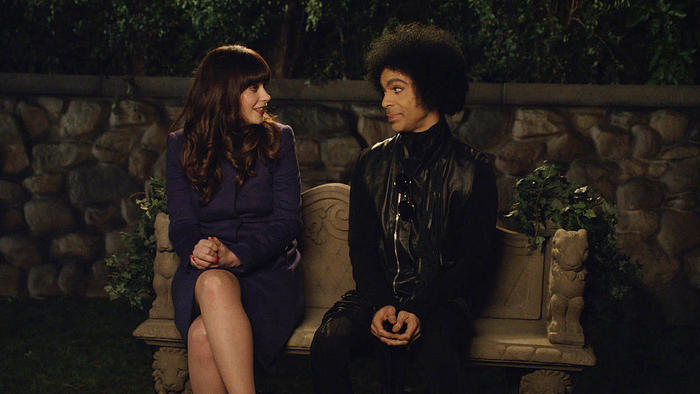 "FOX's ""New Girl"" - Season Three prince"