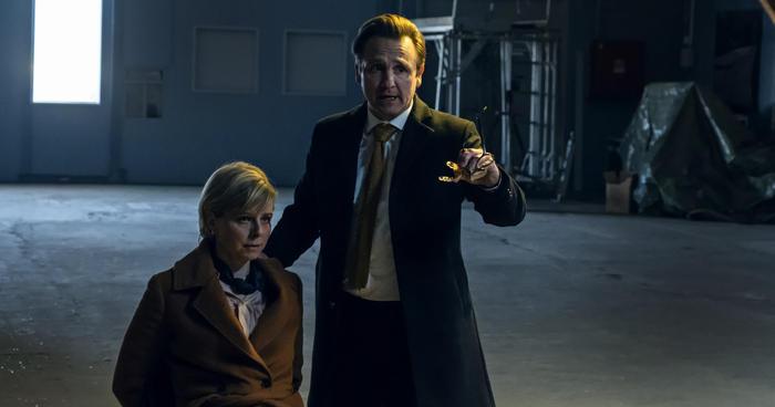 Pros and Cons, season 1, Lene Maria Christensen, Lars Ranthe