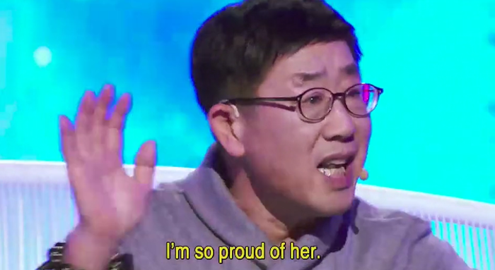 A proud dad on 'Chinese Dating with the Parents'