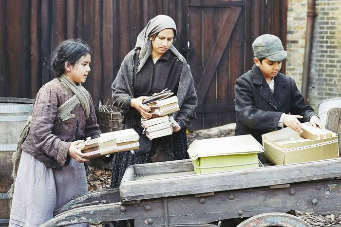 Queen Victoria's Slum books