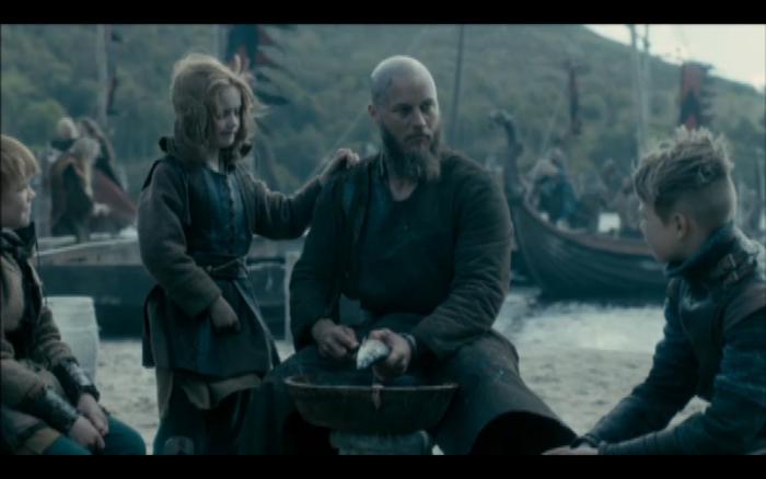 Ragnar's ferryman tale Vikings