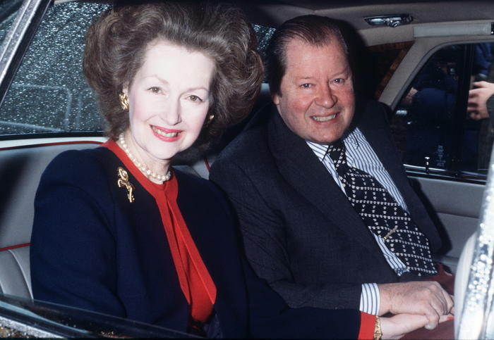 Earl Spencer And Raine