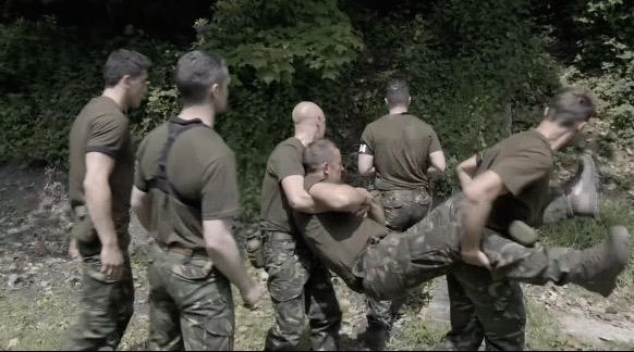 SAS Who Dares Wins rescue