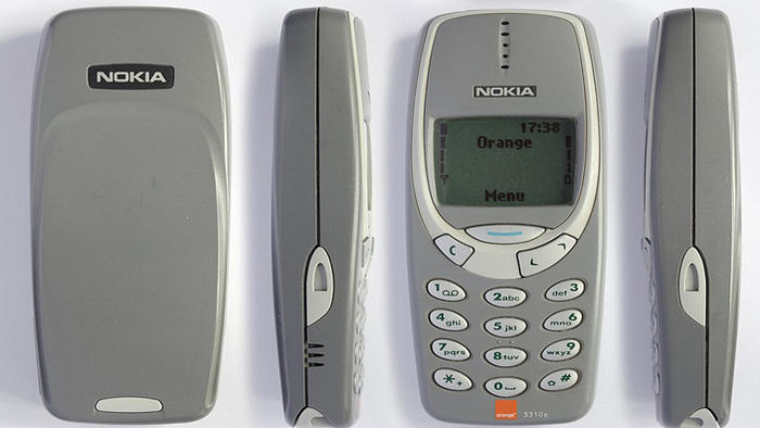 The greatest phone of them all.