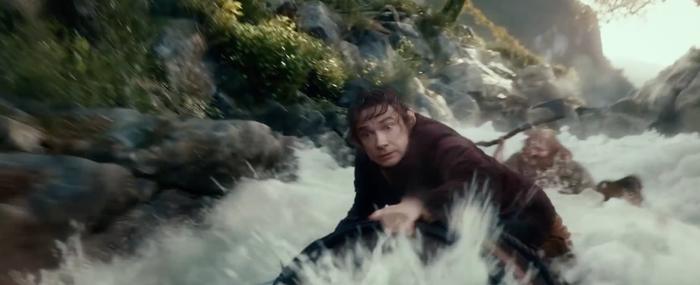 Pelorus River, Marlborough, New Zealand, Bilbo, Martin Freeman