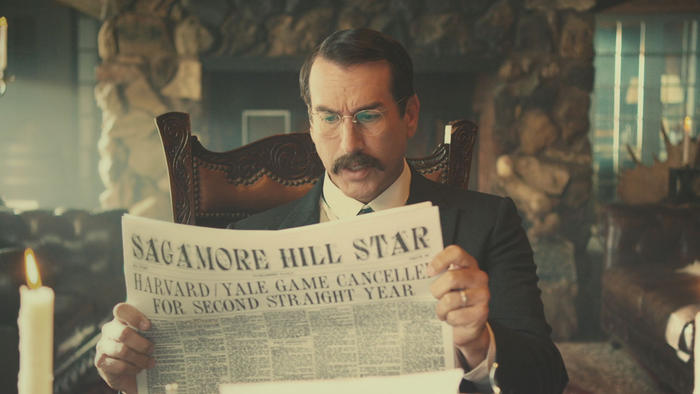 Rob Riggle in Drunk History